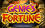 Играть бесплатно в игру Genie's Fortune