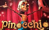 Играть в демо автомат Pinocchio