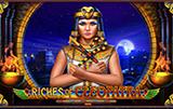 Лучший новый автомат Riches of Cleopatra