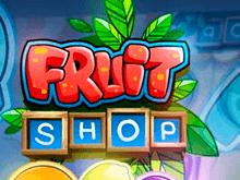 Магазин Фруктов от Netent - онлайн автомат с призами