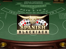 Онлайн автомат Spanish Blackjack от компании Microgaming