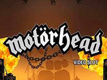 Автомат Motörhead Video Slot на сайте Вулкан Вегас