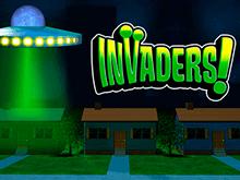 Онлайн-автомат Invaders на сайте Вулкан Вегас