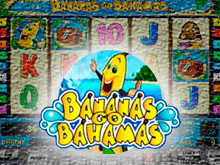 Bananas Go Bahamas на азартном сайте Вулкан Удачи