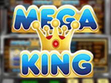Онлайн-автомат Mega King на сайте Вулкан Вегас