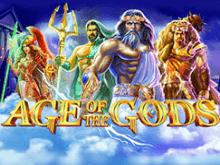 Век Богов – игровой автомат с реальными ставками