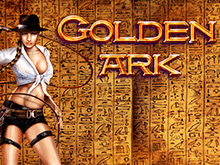 Играть в аппарат Golden Ark слотхантеры могут в Вулкане Удачи