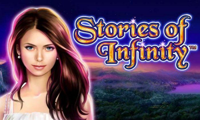 слот Stories of Infinity